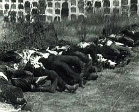 Cemitério de Badajoz - Guerra Civil