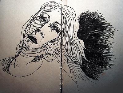Desenho de Cláudia Santos Silva