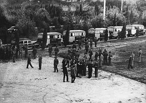 Prisão de estudantes em 1962