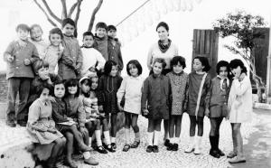 Crianças anos 60
