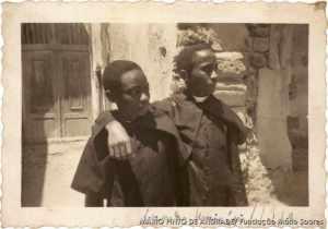 Mário e Joaquim Pinto de Andrade