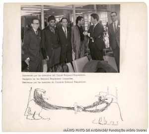 Mário Pinto de Andrade em Havana