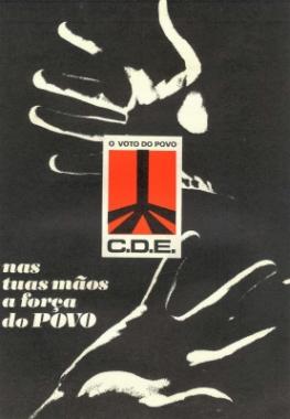 cartaz cde 1969