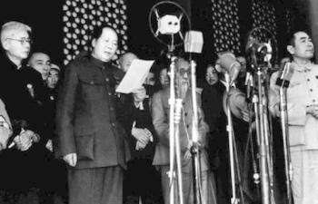 Mao 1949 1 de Outubro de 1949