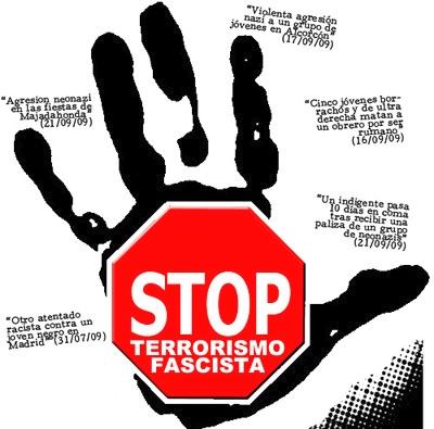 stop fascismo